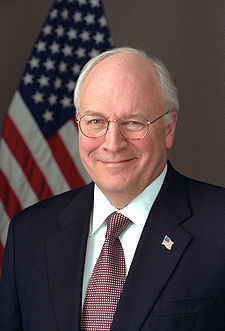 "Former Vice President Richard ""Dick"" Cheney"