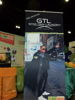 The Green Garmento at Go Green Expo