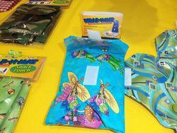 Wrap-n-Mat at Go Green Expo
